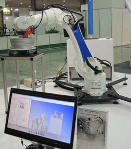 6-axis robot arms