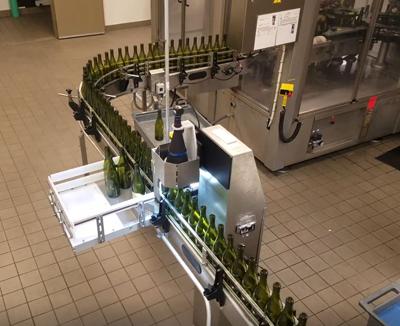 Wine Bottle Vision Inspection System - Vision Online