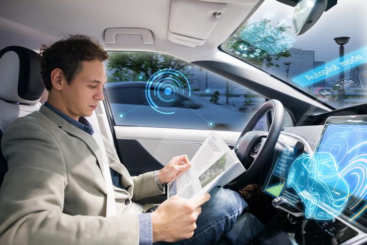 machie vision autonomous vehicles
