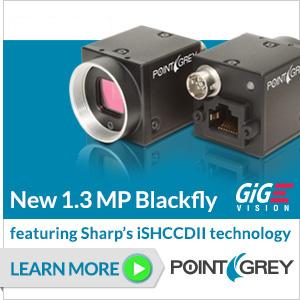 Flir systems inc new 1 3 mp blackfly low cost camera - Low cost camera ...