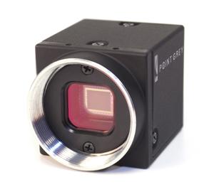 FLIR Systems, Inc  - Flea3 1 3 MP USB 3 0 camera running at