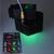 Dual-Axis RGB LED Light