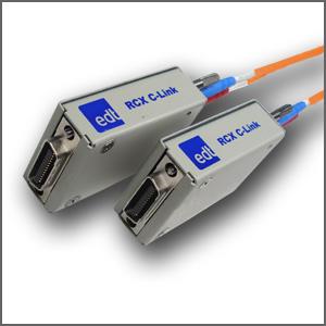 EDT - Camera Link extender over fiber-optic cable- RCX C-Lin